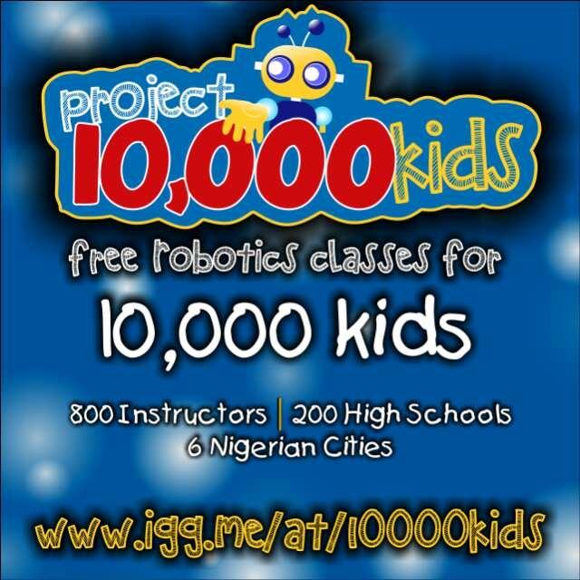 Project 10,000 Kids