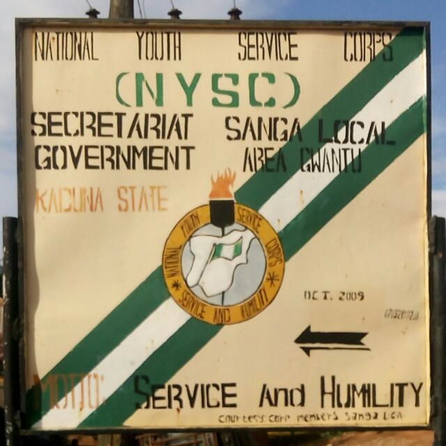 Musings of a Rural Corper