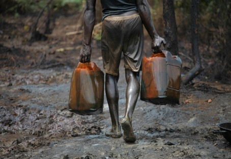 Oil's Romance with Poverty