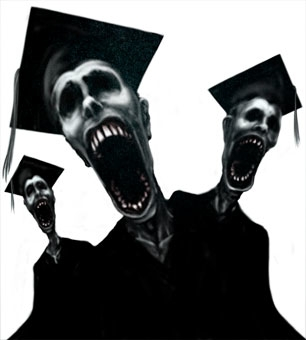 The Education of Zombies