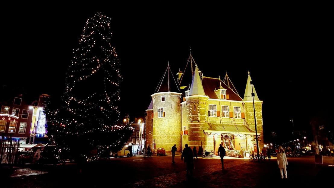 Christmas Continues atAmsterdam