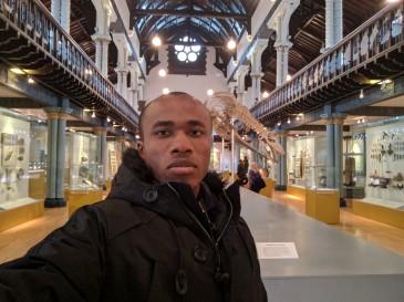 Inside the Hunterian Museum