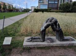 """Reconciliation Sculpture"""
