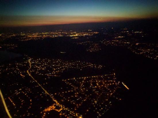 The Return | Berlin at Night