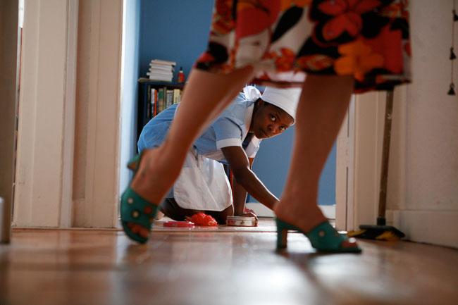 Nigeria and the Culture of DomesticServitude