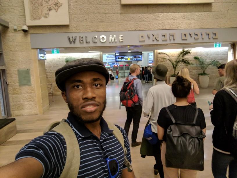 A Stroll Through Israel [Part1]