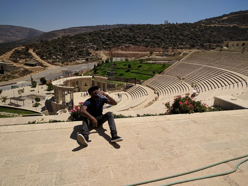 The Amphitheatre ... Rawabi