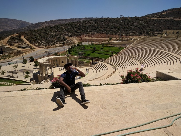 The Amphitheatre ... Rawabi